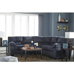 Dailey Midnight 2pc. Sectional 9540255/56 Image