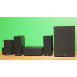 5.1 Wireless Home Theater Sytem 100HTIBREG1 Image