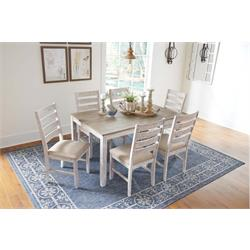 Skempton Table w/6 Chairs D394-425 Image